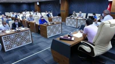 Tekkeköy'de 2021 yılı bütçe çalışmaları başladı