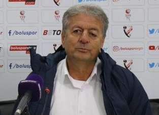 Boluspor - Menemenspor maçının ardından