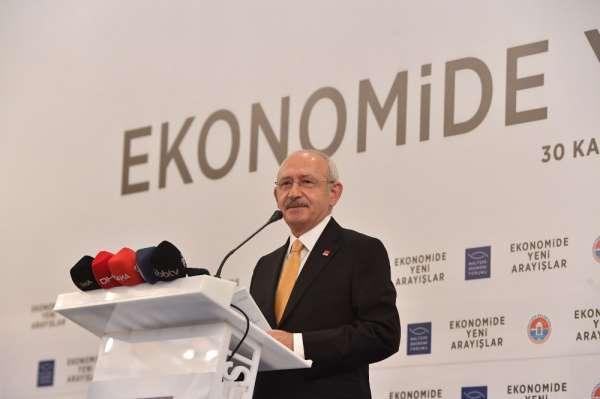 CHP Lideri Kılıçdaroğlu, Maltepe Ekonomik Forumu'na katıldı