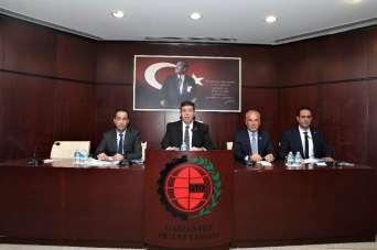 GTO Kasım ayı meclis toplantısı yapıldı