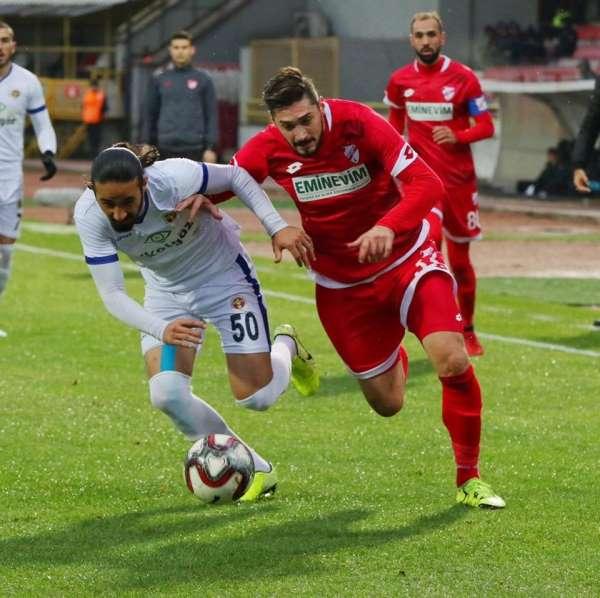 TFF 1. Lig: Boluspor 2 - Menemenspor 2