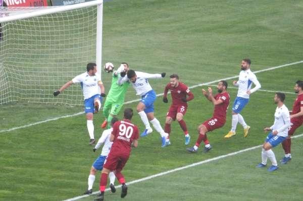 TFF 2. Lig: Bandırmaspor: 1 - Ankara Demirspor : 1