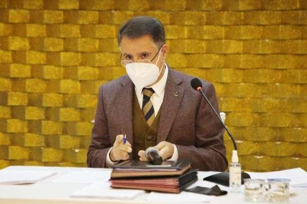 Başkan Cemil Deveci: Pandemi sürecinde Samsundaki tüm kurumlar ile iş birliği