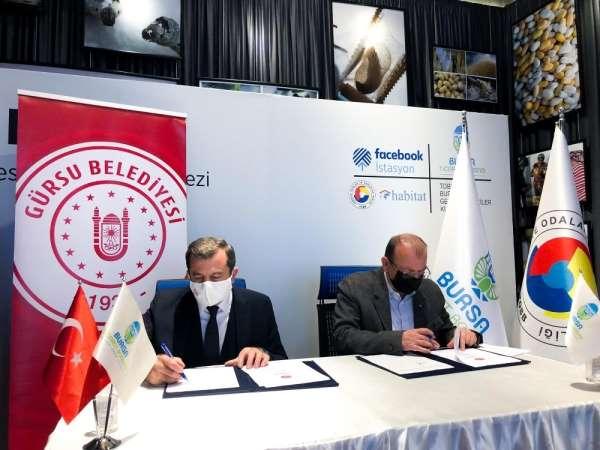 Gürsu Belediyesi ile BTB'den girişimcilik protokolü