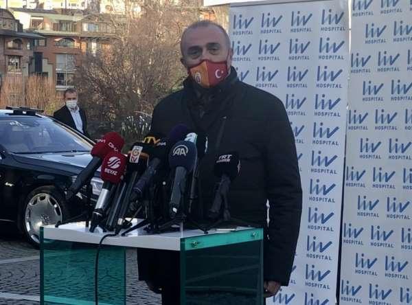 Abdurrahim Albayrak: Sağlık Bakanımız Fahrettin Kocaya teşekkür ederim