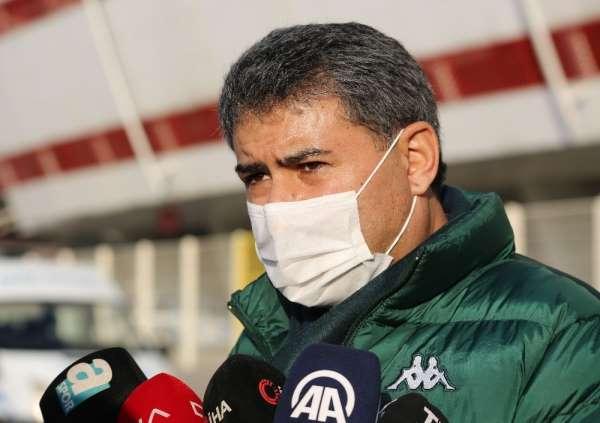 Denizlispor Başkan Yardımcısı Taner Atilla: 'Çıkışımız devam edecek'