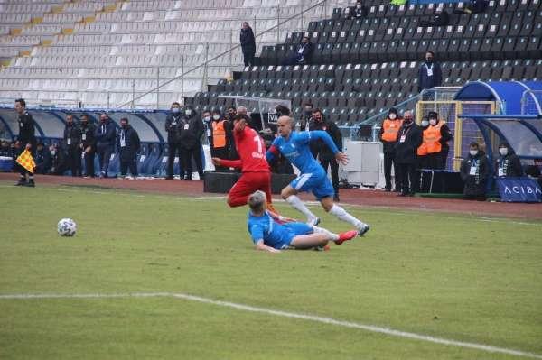 Süper Lig: BB Erzurumspor: 1 - Gaziantep FK: 1 (Maç sonucu)