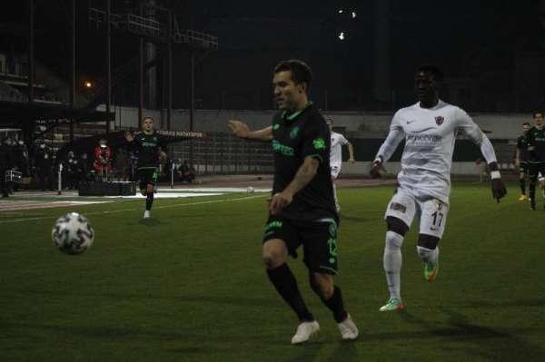 Süper Lig: Hatayspor: 0 - Konyaspor: 0 (Maç devam ediyor)