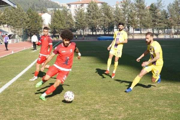 TFF 2. Lig: GMG Kastamonuspor: 0 - Eyüpspor: 1