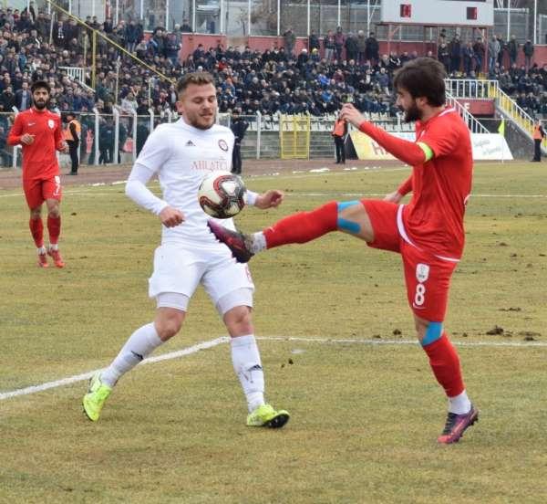 TFF 2. Lig: Çorum FK: 0 - Sancaktepe FK: 2
