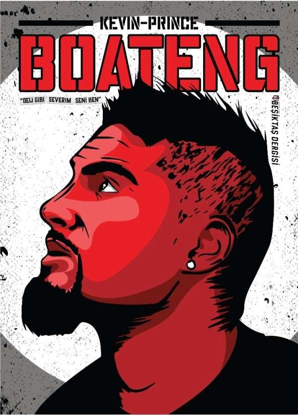 Boateng: 'Beşiktaş ile 2 yıldır görüşüyordum'