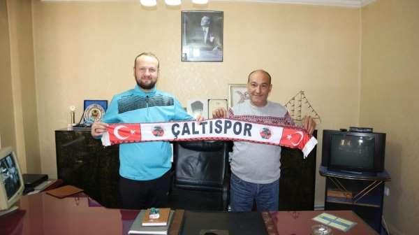 Çaltıspor'un yeni antrenörü Zafer Subaşıoğlu oldu