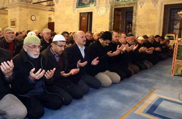 Dualar Mehmetçik için