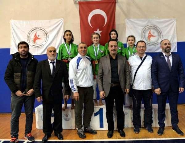 Kuraş Türkiye Şampiyonası sona erdi