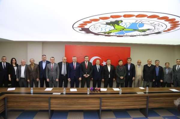 OTSO Başkanı Şahin: 'Bu saldırı asla kabul edilemez'