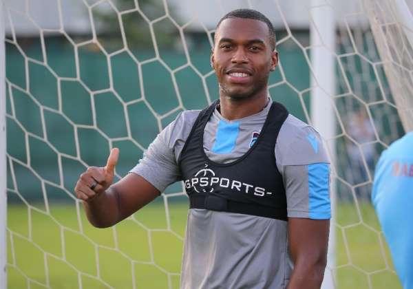 Trabzon'da Sturridge'in sözleşmesi feshedildi