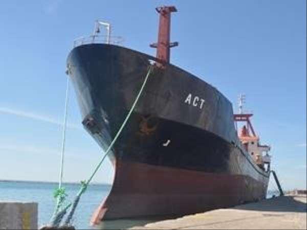 Yunanistan'ın tutukladığı ACT isimli gemi icralık oldu