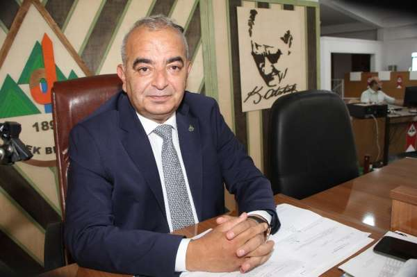 Başkan Bozkurt, Şehit madencileriz kalbimizde yatıyor