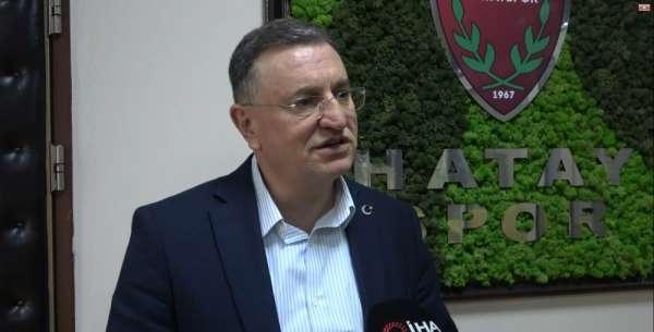 Başkan Savaştan UEFA ve Boupendza açıklaması