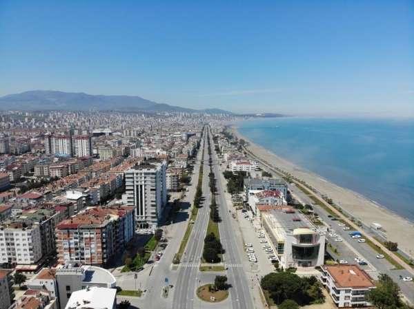 Karadenizin en güzel sahiline yığılma uyarısı