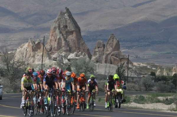 Nevşehir 56Cumhurbaşkanlığı Bisiklet Turuna ev sahipliği yapacak
