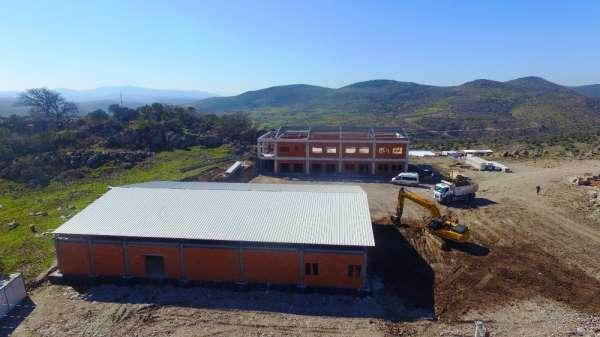 Pelitalan Kırsal Kalkınma Merkezinde çalışmalar sürüyor