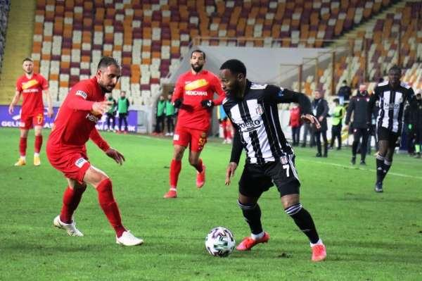 Süper Lig: Yeni Malatyaspor: 0 - Beşiktaş: 1 Maç sonucu