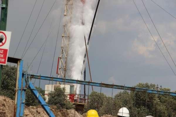 Aydın Valiliği'nden Yılmazköy'deki jeotermal kuyusundaki patlama ile ilgili açık