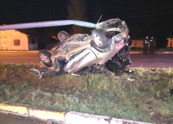 Üniversite öğrencisi kazada hayatını kaybetti