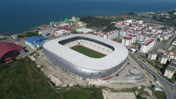 Yeni Ordu Stadı Aralık ayında açılacak