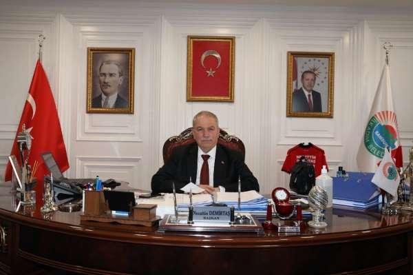 Başkan Demirtaş: 'Korona virüse karşı tedbiri elden bırakmıyoruz'