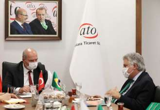 Brezilya Büyükelçisi'nden Türkiye'ye övgü dolu sözler