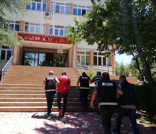 Burdur belediye başkanına silahlı saldırı olayında 1 tutuklama