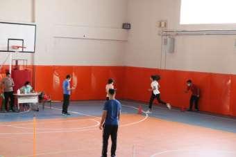 Cizre'de Spor Lisesine ön başvurular başladı
