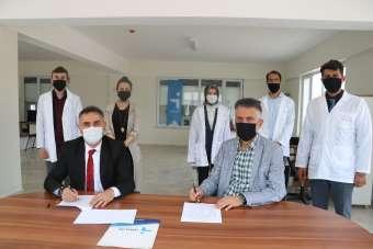 Tekstil Kent Projesi kapsamında İşkur destekli istihdam garantili kurslar devam