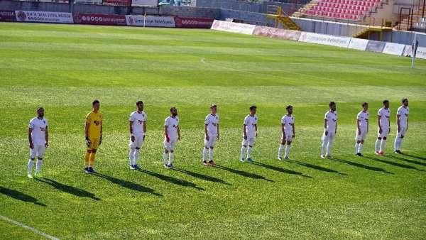 TFF 1. Lig: Ümraniyespor: 3 - Eskişehirspor: 0