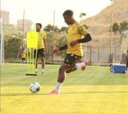 Yeni Malatyaspor'un genç yeteneği Youssouf performansıyla dikkat çekiyor