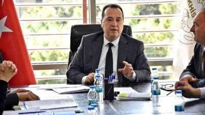Akhisar Belediye Başkanı Besim Dutlulu: 'Play-off oynayıp çıkamayan 3 takım da S