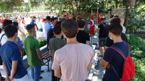 Bursaspor taraftarından TFF'ye tepki