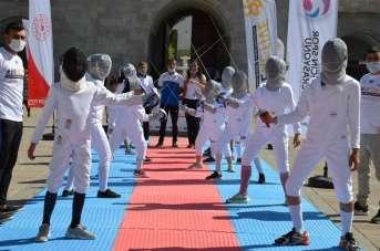 Avrupa Spor Haftası Malatya'da dolu dolu geçti