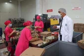 Fındık Tarım Satış Kooperatifleri Birliği'nin (FİSKOBİRLİK) ihracat ve üretim ka
