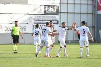 Manisa FK'da hedef galibiyet