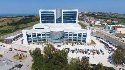 Sinop Atatürk Devlet Hastanesi A sınıfına yükseldi
