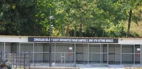 ZBEÜ 'Sıfır Atık Belgesi' almaya hak kazandı