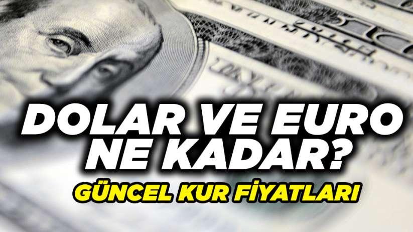 2 Aralık Pazartesi Samsun'da Dolar ve Euro ne kadar?