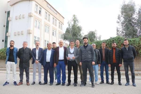 HDP'li Silopi Belediyesince işten çıkarılan işçilerden 17'si hukuk mücadelesini