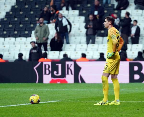 Süper Lig: Beşiktaş: 4 - İ.M. Kayserispor: 1 (Maç sonucu)