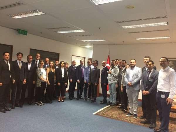 Türk gıda ihracatçılarından Singapur çıkarması