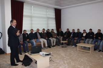 Türkeli'de ağaç sektörünün geliştirilmesi semineri