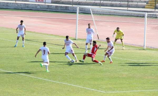 3. Lig: Karaman Belediyespor: 0 - Tokatspor: 3